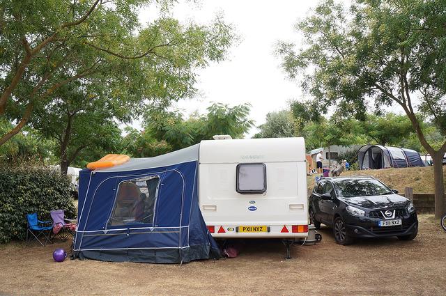 Camping le Poulmic à Bénodet