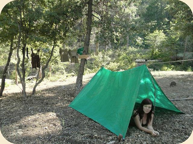 Camping les Ormes à Epiniac