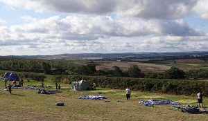 Camping Lochrist à Concarneau