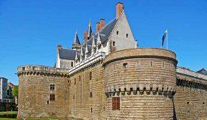 Histoire de Nantes dans la région Bretagne ?