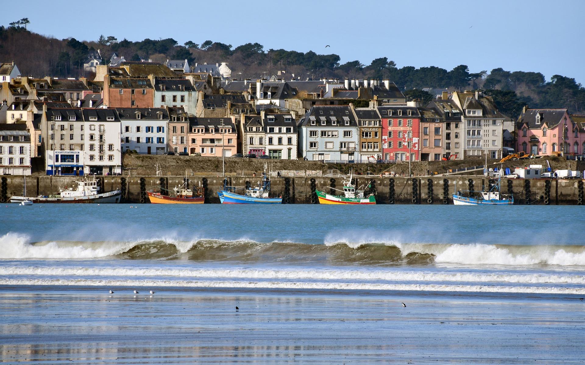 Week-end dans une location mobil-home dans le Finistère