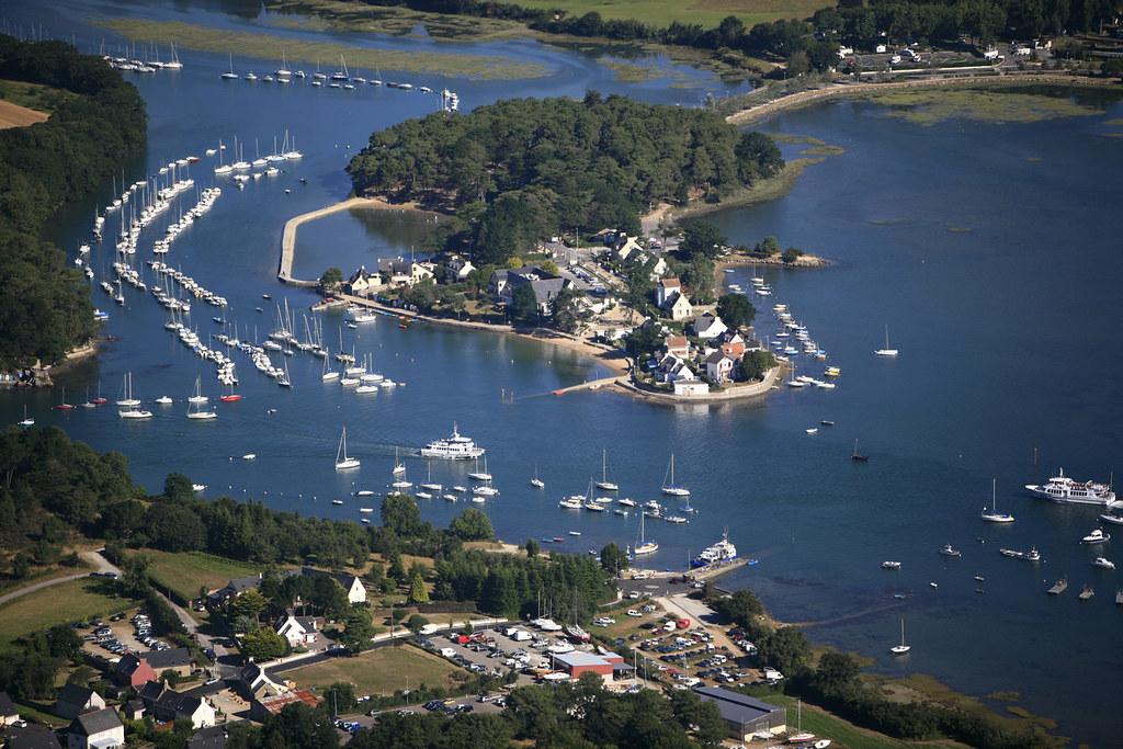 Découvrez les plus beaux campings du Golfe du Morbihan en Bretagne